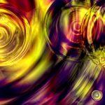 UV-Druck zum Härten der bunten Farben