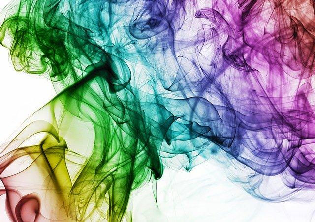 UV-Farben im Druck sind bunt und vielfältig